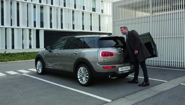 MINI Clubman Business Edition.