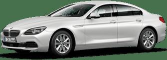 BMW 6 Serie Gran Coupé