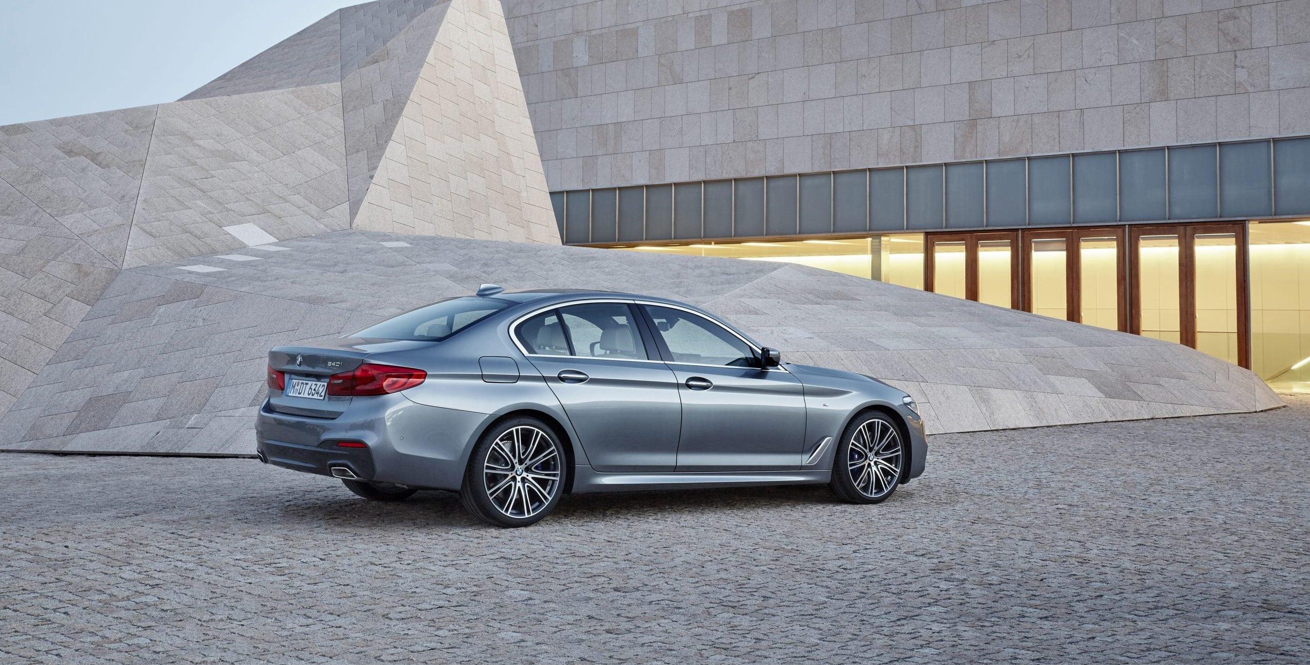 BMW 5 Serie Exclusiv Edition
