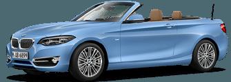 BMW 2 Serie Cabrio