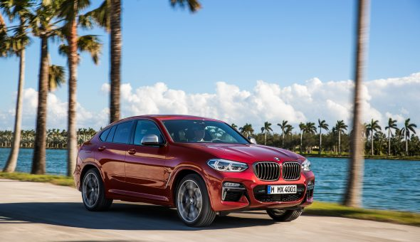 Update BMW X4:  prijzen bekend & closed room.