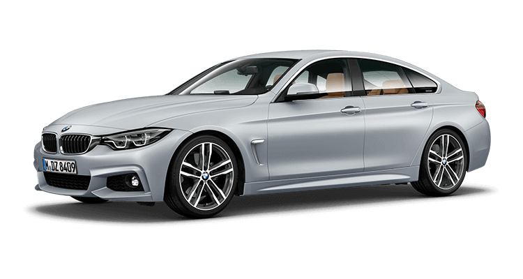 Private Lease BMW 4 Serie Gran Coupé