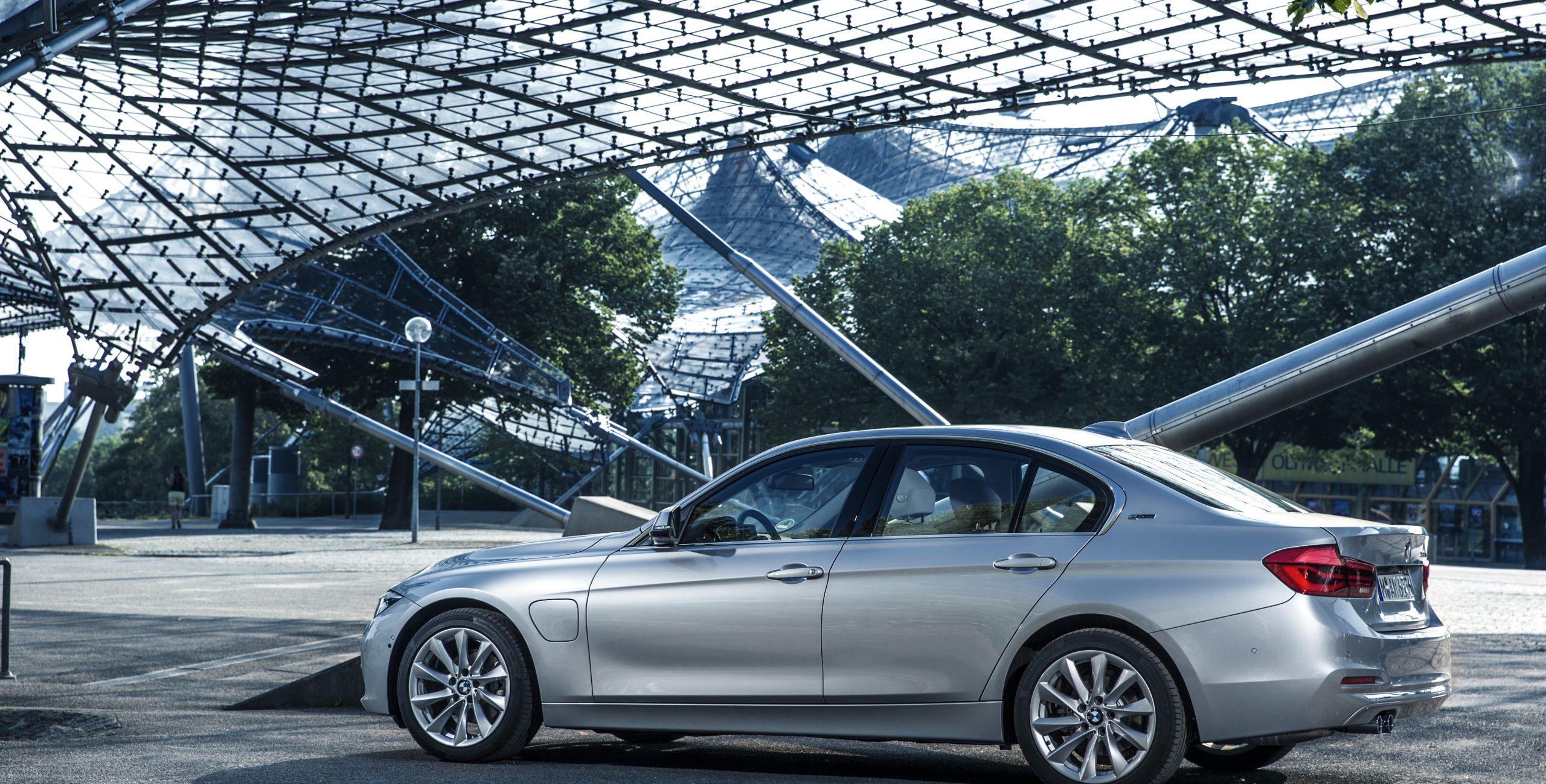 BMW PHEV