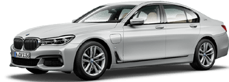 BMW 740 (L)e Sedan