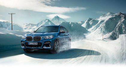 BMW wintercheck