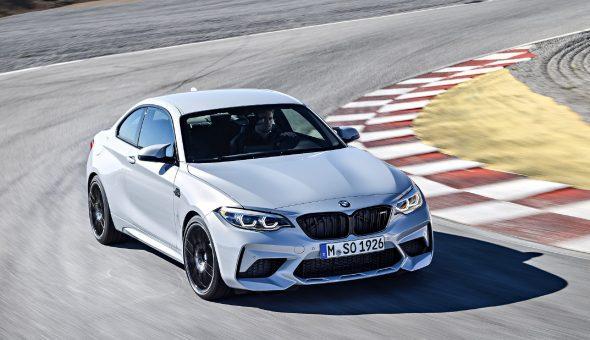 De nieuwe BMW M2 Competition