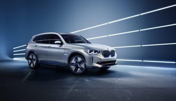 BMW iX3: Nu beschikbaar als pre-order.