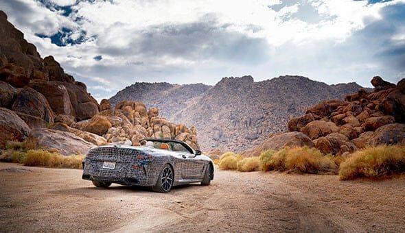 BMW 8 Serie Cabrio