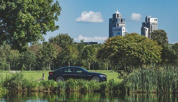 Zakenauto van het Jaar 2019: BMW 5 Serie
