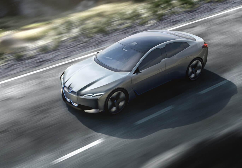 BMW i4 aangekondigd voor 2021 | Van Poelgeest