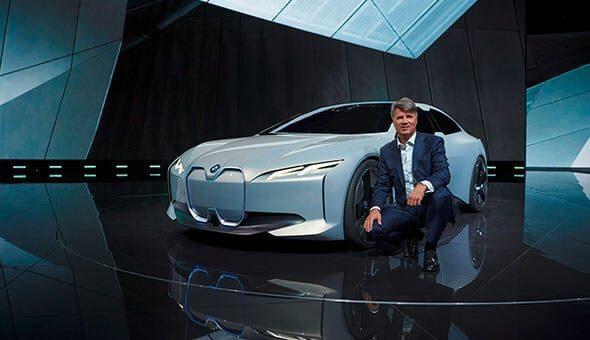 BMW i4 aangekondigd voor 2021