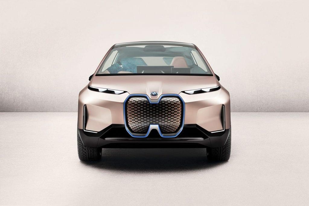BMW Vision iNEXT | Van Poelgeest