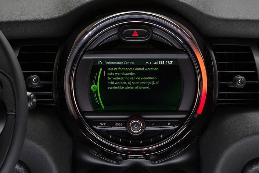 MINI Performance Control