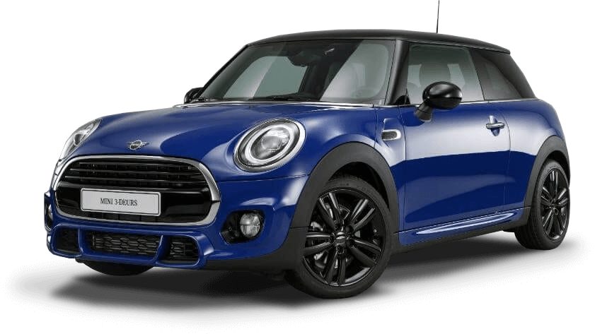 MINI 3-deurs met Private Lease Pack
