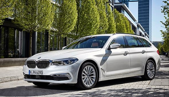 Recordwaarden voor BMW dieselmodellen in ADAC EcoTest.