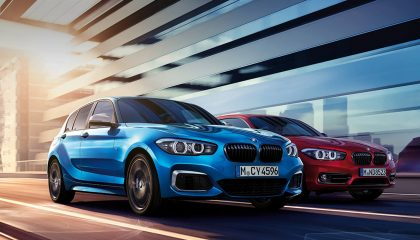 BMW 1 Serie Editions