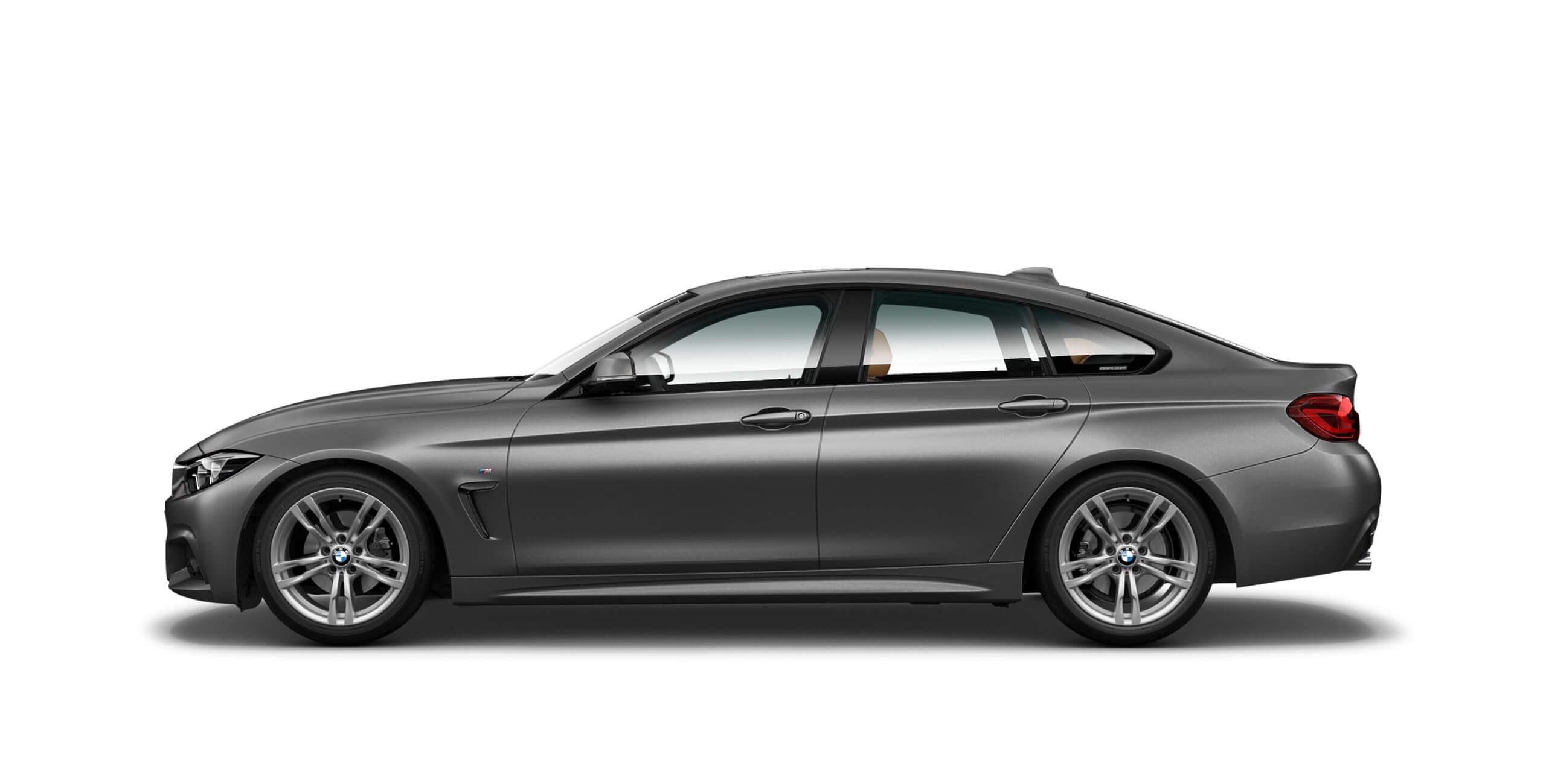 BMW 4 Serie Gran Coupe - Edition Frozen Dark Grey