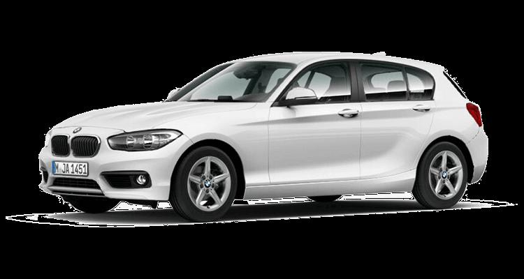 Private Lease BMW 1 Serie 5-deurs