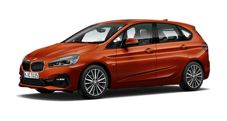 Private Lease BMW 2 Serie Active Tourer