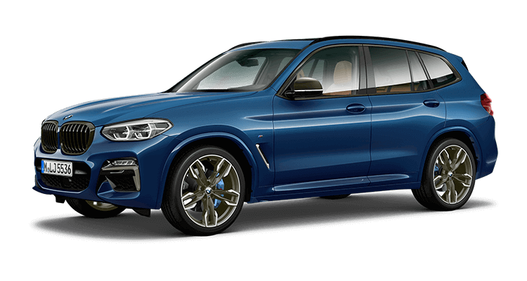 Private Lease BMW X3