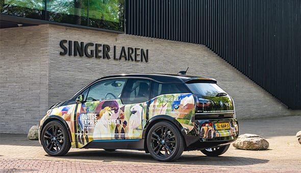 Bijzondere samenwerking Van Poelgeest en Singer Laren