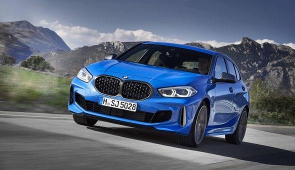 De nieuwe BMW 1 Serie