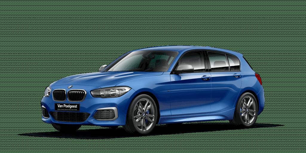 BMW 1 Serie 5 Deurs
