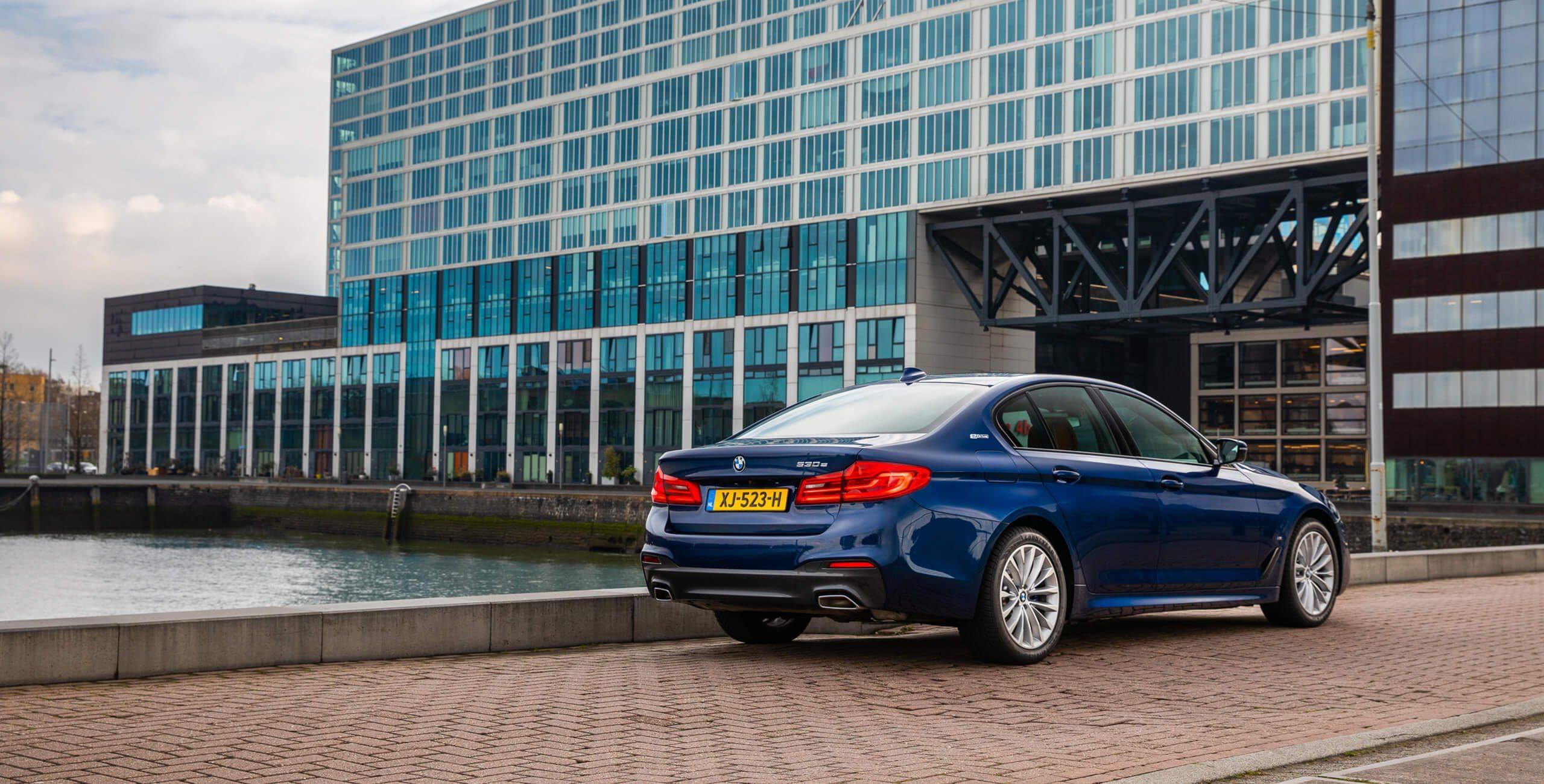 eDrive Edition: BMW 530e