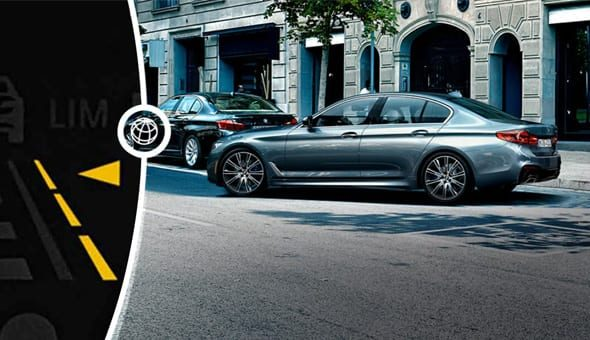 BMW openbaart autodata die gevaar voorspellen