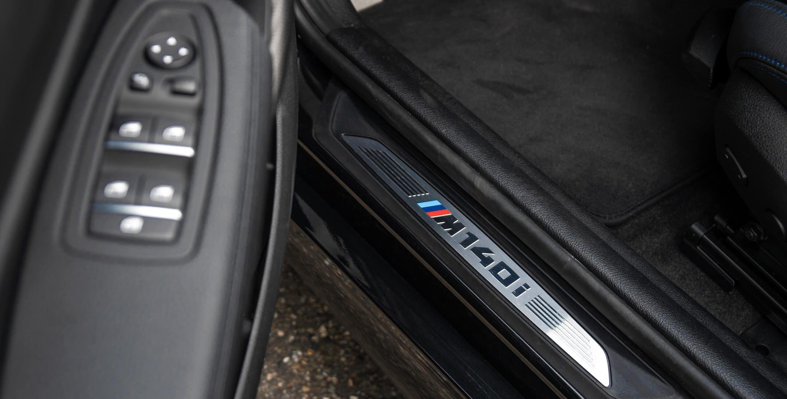 BMW M140i M Performance Edition