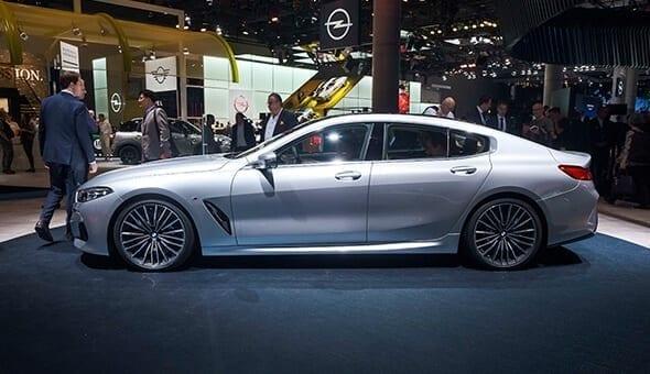 Reis in stijl met de BMW 8 Serie Gran Coupé