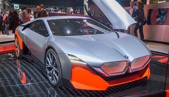 BMW Vision M NEXT: de toekomst is hier
