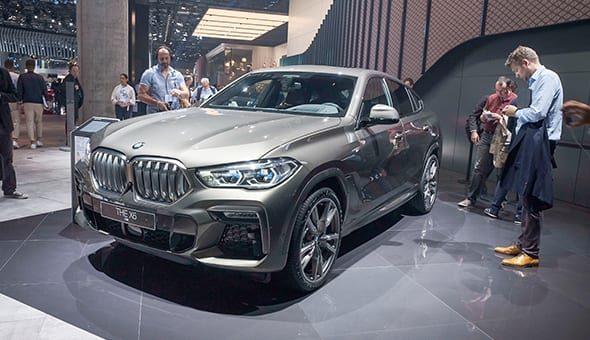 Hoe groot is de X-factor van de nieuwe BMW X6?