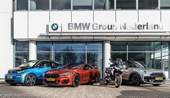 Nederlandse recordverkopen voor BMW, BMW i en MINI