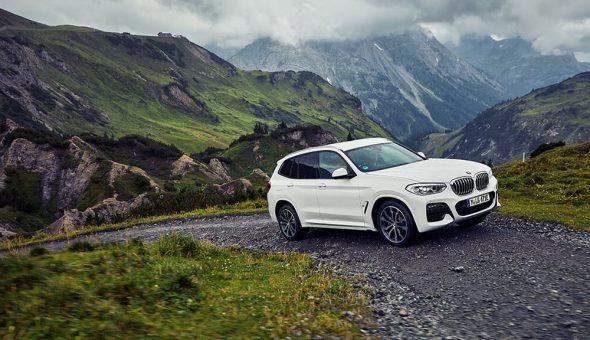 BMW X3 xDrive30e PHEV