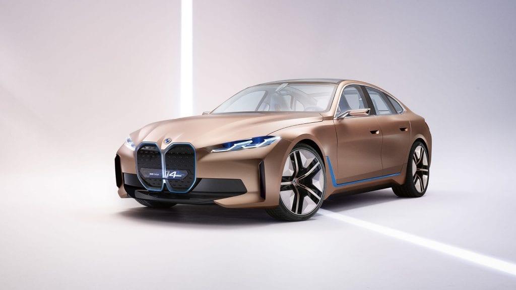De nieuwe BMW i4 | Van Poelgeest