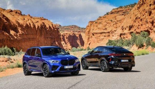 BMW X5M en X6M