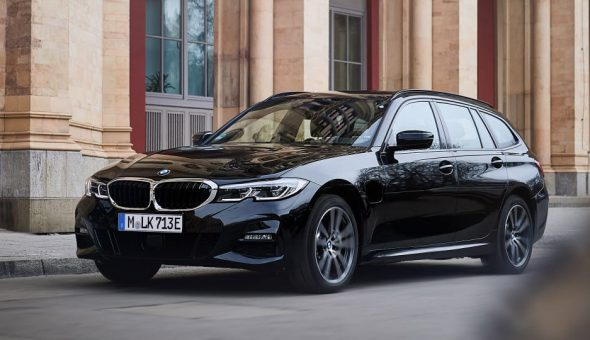 BMW 3 Serie Touring PHEV
