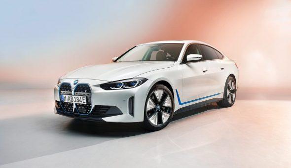 Onthulling BMW i4: BMW's eerste puur-elektrische vierdeurs coupé
